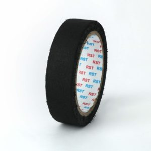 Rathnaspecialitytapes Black Cotton Tapes (RST 5002)