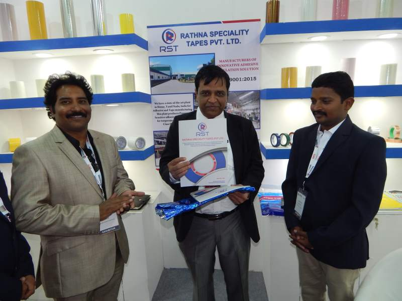 Rathnaspecialitytapes Product Brochure Inauguration