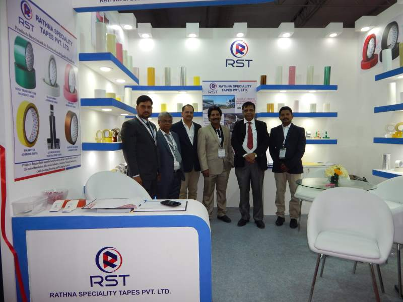 Rathnaspecialitytapes RST Team with Mr. Nikam