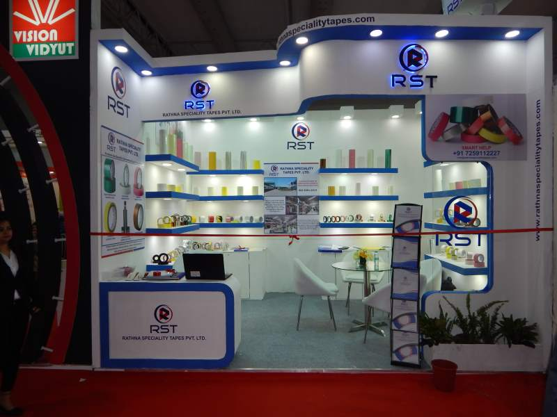 Rathnaspecialitytapes Our Stall at Elecrama